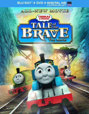 Thomas & Friends: Tale of the Brave - The Movie 025192251238