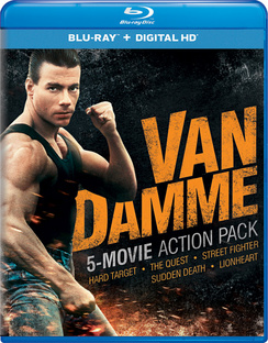 Van Damme 5-Movie Action Pack 025192259050