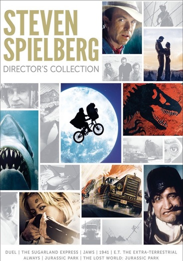 Steven Spielberg Director's Collection 025192261367
