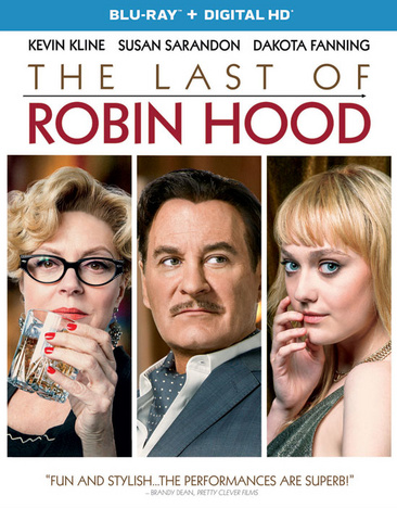 The Last of Robin Hood 025192262302