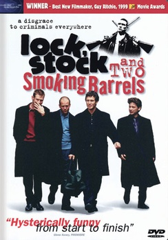 Lock, Stock & Two Smoking Barrels 025192267123