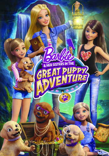Barbie & Her Sisters in the Great Puppy Adventure 025192267192