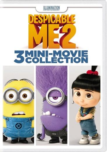 Despicable Me 2: 3 Mini-Movie Collection 025192271601