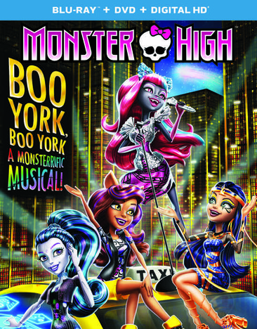 Monster High: Boo York, Boo York 025192273209