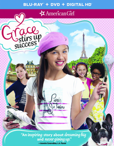 An American Girl: Grace Stirs Up Success 025192273490
