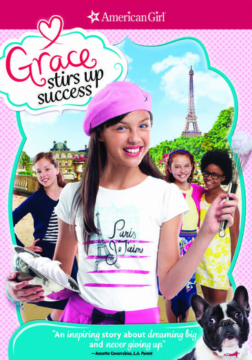 An American Girl: Grace Stirs Up Success 025192273513