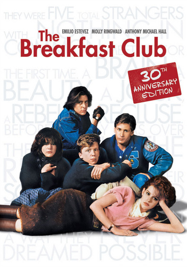 The Breakfast Club 025192274541