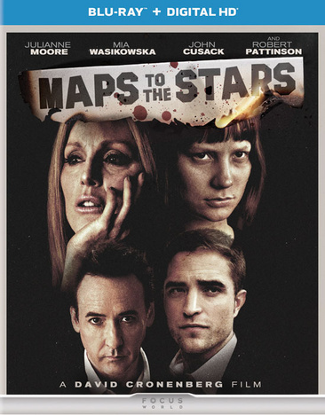 Maps to the Stars 025192277672