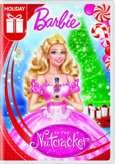 Barbie In The Nutcracker 025192314636