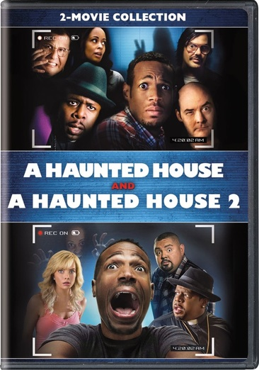 A Haunted House / A Haunted House 2 025192314902