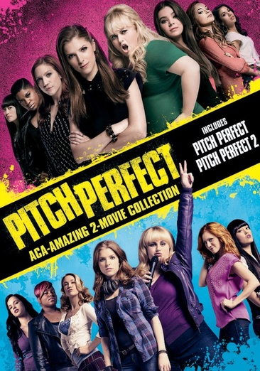 Pitch Perfect Aca-Amazing 2 Movie Collection 025192318658