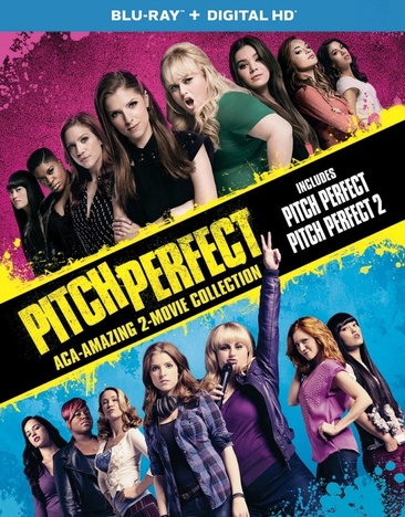 Pitch Perfect Aca-Amazing 2 Movie Collection 025192318665