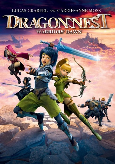 Dragon Nest: Warriors' Dawn 025192319358