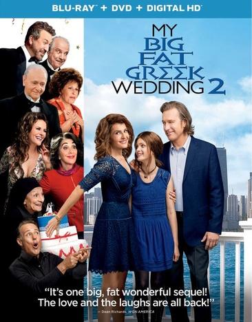 My Big Fat Greek Wedding 2 025192328527