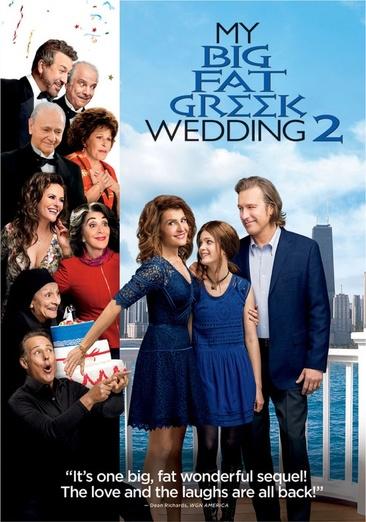 My Big Fat Greek Wedding 2 025192328565