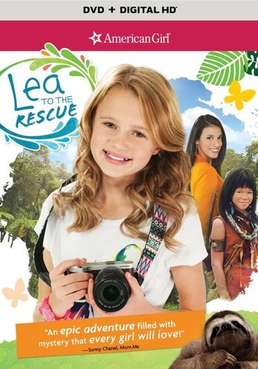 American Girl: Lea to the Rescue 025192330292