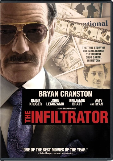 The Infiltrator 025192335624