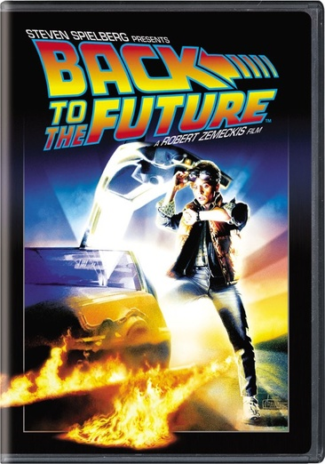 Back to the Future 025192336997