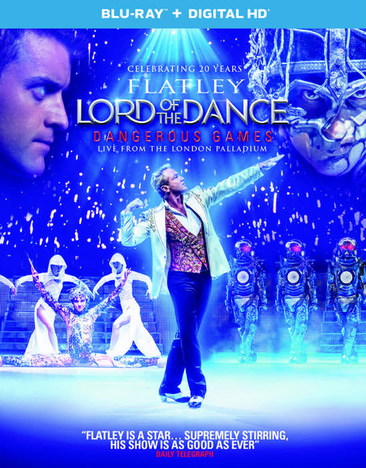 Lord of the Dance: Dangerous Games 025192339035