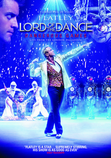 Lord of the Dance: Dangerous Games 025192339059