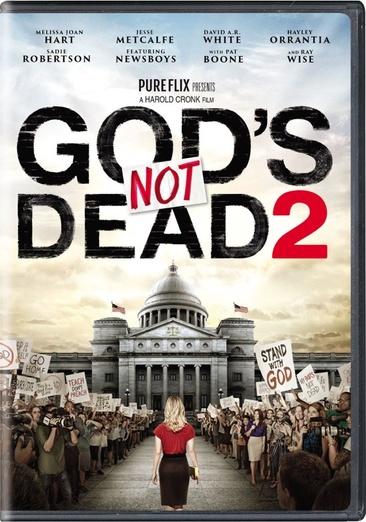 God's Not Dead 2 025192351020