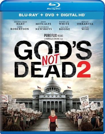 God's Not Dead 2 025192351051