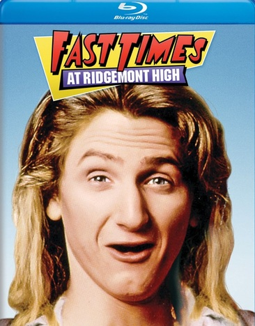 Fast Times At Ridgemont High 025192351716