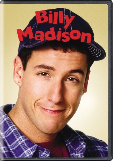 Billy Madison 025192351792