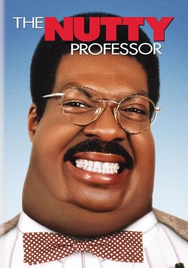 The Nutty Professor 025192351846