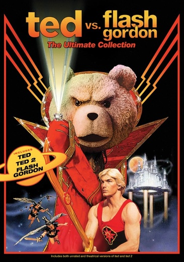 Ted vs. Flash Gordon: The Ultimate Collection 025192354137