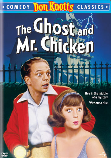 The Ghost And Mr. Chicken 025192354427