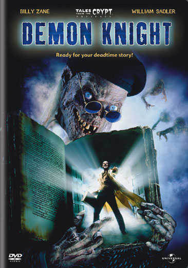 Tales from the Crypt Presents Demon Knight 025192360527