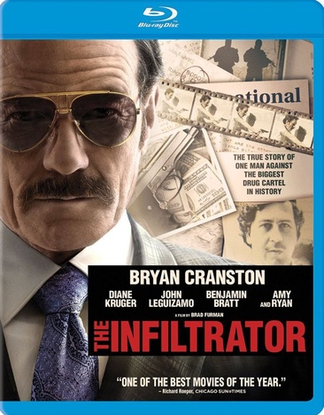 The Infiltrator 025192366901