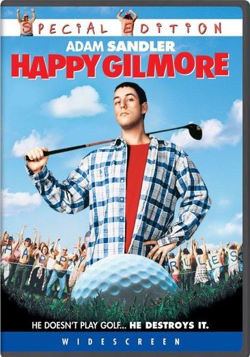 Happy Gilmore 025192544224