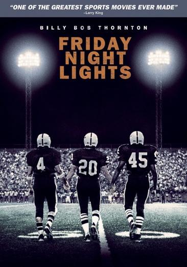 Friday Night Lights 025192547621