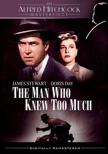 The Man Who Knew Too Much 025192830723
