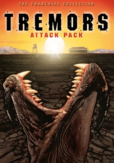 Tremors Attack Pack 025192834523