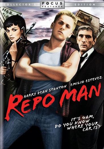 Repo Man 025192851025