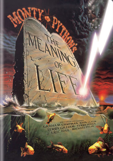Monty Python's The Meaning Of Life 025192894329