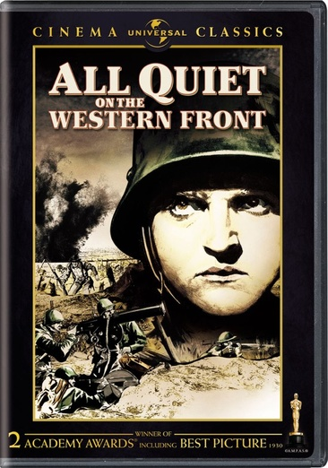 All Quiet On The Western Front 025193236821
