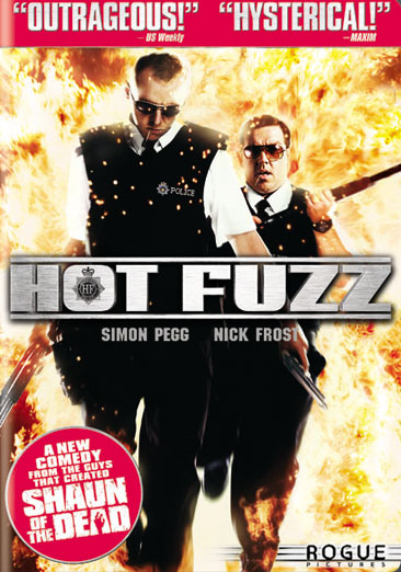 Hot Fuzz 025193321824