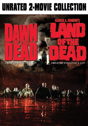 Land of the Dead / Dawn of the Dead 025195002837