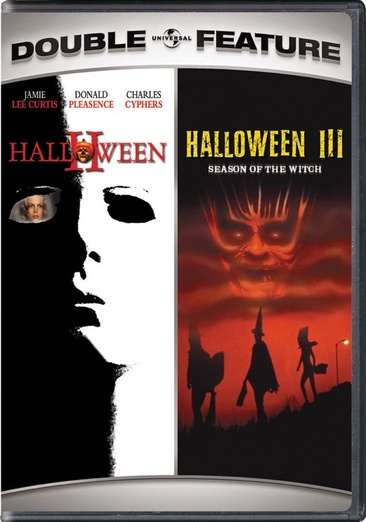Halloween II / Halloween III: Season Of The Witch 025195008587