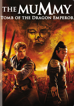 The Mummy: Tomb of the Dragon Emperor 025195015936