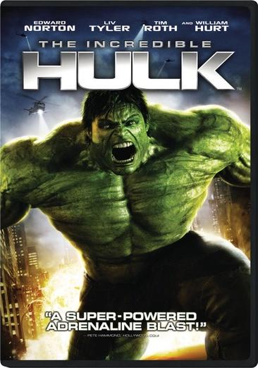 The Incredible Hulk 025195016025