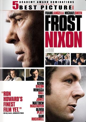 Frost/Nixon 025195016919