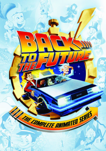 Back to the Future: The Complete Animated Series 025195029643