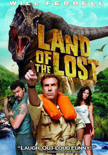 Land of the Lost 025195038935