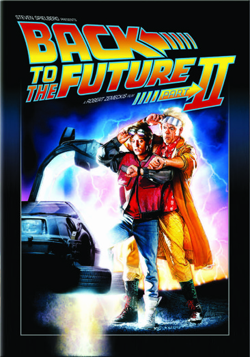 Back To The Future, Part II 025195039420