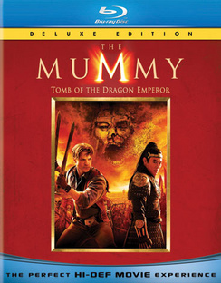 The Mummy: Tomb of the Dragon Emperor 025195052238